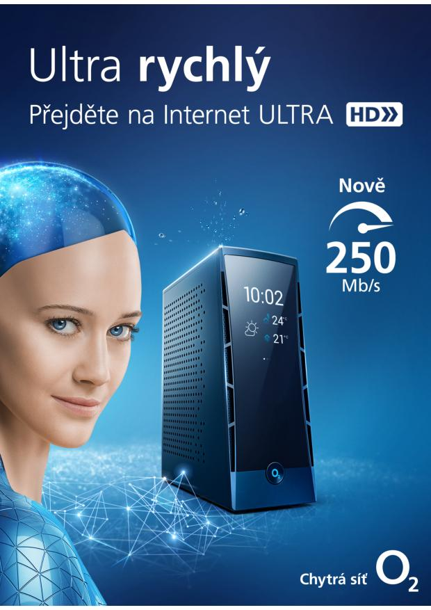 O2 Internet Ultra HD