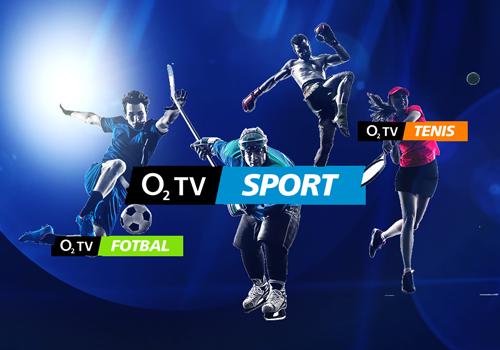 O2 TV Sport je vaše vstupenka do světa špičkového sportu