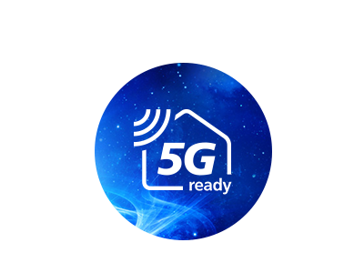 Ultrarychlý 5G-ready internet na doma